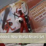 実に16年ぶりにスノーボードのスピード記録が更新!いったい何キロ出ているの?