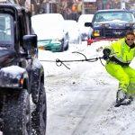 ニューヨークでスノーボードができるって知ってました?(動画)