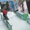 タイムズスクエアがまるで冬季五輪会場に!「100 Days To Sochi」イベント