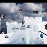 雪のお城を特大キッカーで飛んじゃうよ!スノークイーンのためのイベント「Suzuki Nine Queens 2015」ハイライト