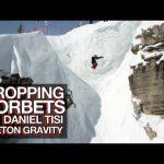 凄すぎる中学生「Daniel Tisi」のほぼ断崖絶壁を滑るムービー