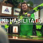 こういう人どこのスキー場にも必ずいますよ!「K2 Ski-Habilitation」