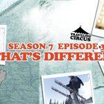 雪を求めて…LINE Traveling Circus 7.3「That's Different」