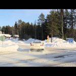 あ、あ、ありえねー。NISSAN GT-Rがスキー場を制覇(動画あり)
