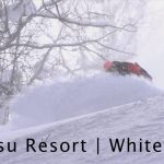 驚愕の軽雪! Rusutsu Resort | White Room