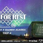 極限でのライディング!「TRIP FOR REST Trip.4 CANADA & ALASKA」