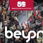 ウィスラー50周年記念ムービー「50 Years of Going Beyond」ティザー