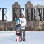 ニューヨークでスノーボード?「Jye Kearney – Full Part」