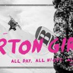 「Burton Girls Presents: Episode 1 」ケリー・クラーク、キミー・ファサニ篇が公開