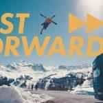 【必見】ジェームス・ボンドもかなわない!2人の天才によるスキーチェイス「FAST FORWARD」