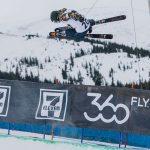小野塚彩那選手が「DEW TOUR 2015」スキー女子ハーフパイプで初優勝