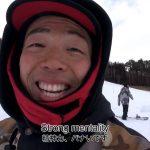 雪上の新たなエクササイズ WOW7.03「バランスボーダー」