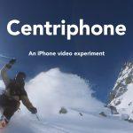 iPhoneと紐だけで360度ムービーを撮影したスキー映像が幻想的と話題に
