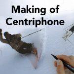iPhoneと紐だけじゃなかった!幻想的な360°スキー映像「Centriphone」の撮り方が公開