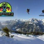 バックカントリービッグジャンプ!Shred Bots「SHREDTOPIA EuroPart II」