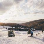 トム・ウォリッシュがスキーレールスライドの世界記録を更新