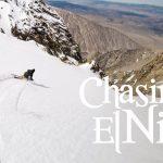 スキー、ロッククライミング、マウンテンバイクを1日で楽しむ!Chasing El Niño with Chris Benchetler – Episode 4 「The Sierra Trifecta」