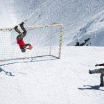 EURO 2016サッカーにも負けてない!snowboard soccer が熱い!