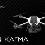 GoProがドローン「Karma」、HERO5、スタビライザーを同時に発表