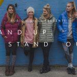 バートンガールズライダーが大集合!Burton Girls Presents Ep1「Stand Up 」が公開