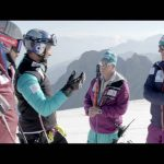 トップレーサーとマテリアルとの関係「The Physics of Ski Racing with Aksel and Kjetil」